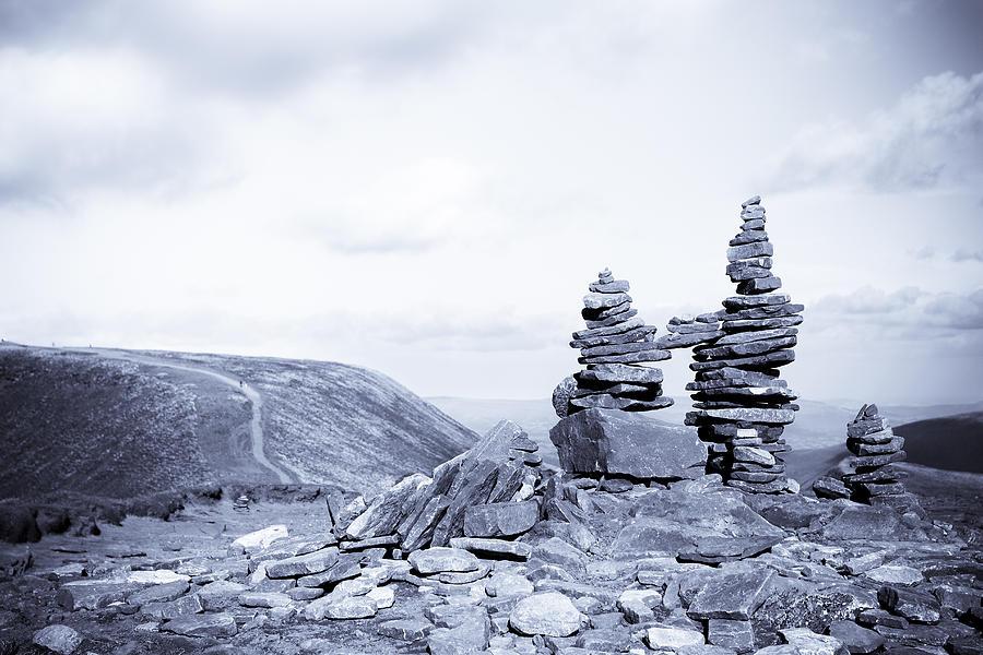 Stone Balancing Photograph By Enrico Crobu