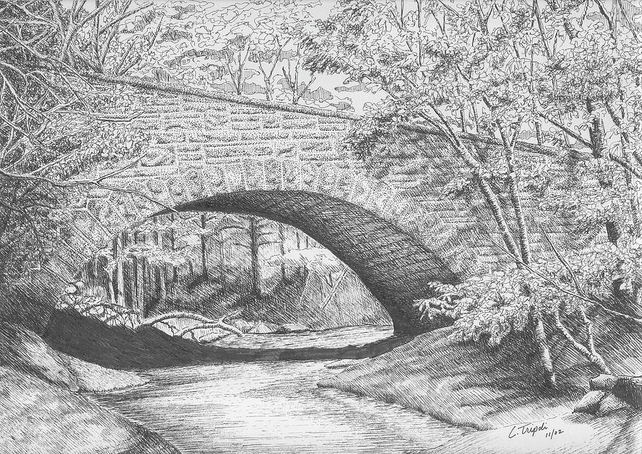 Stone Bridge by Lawrence Tripoli