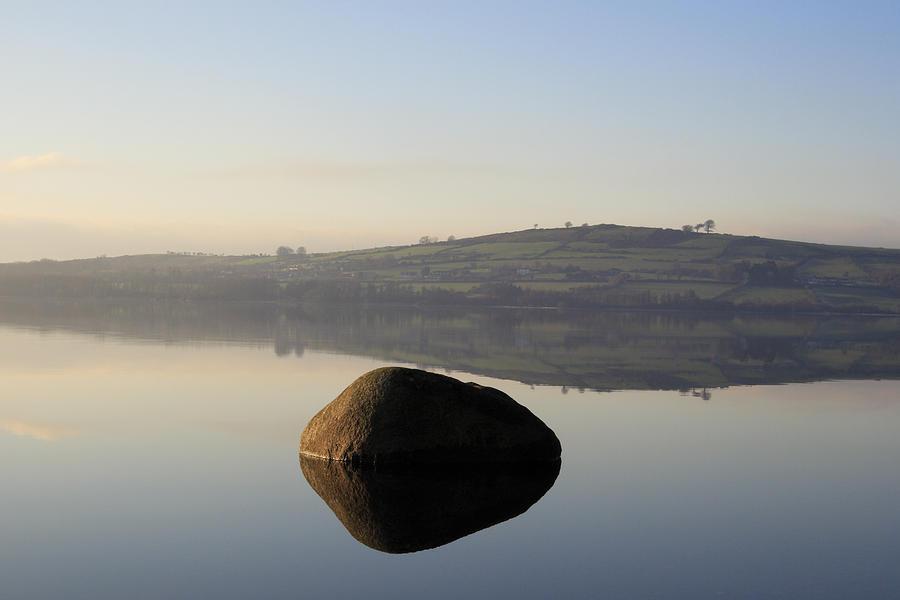 Landscape Photograph - Stone Egg by Phil Crean