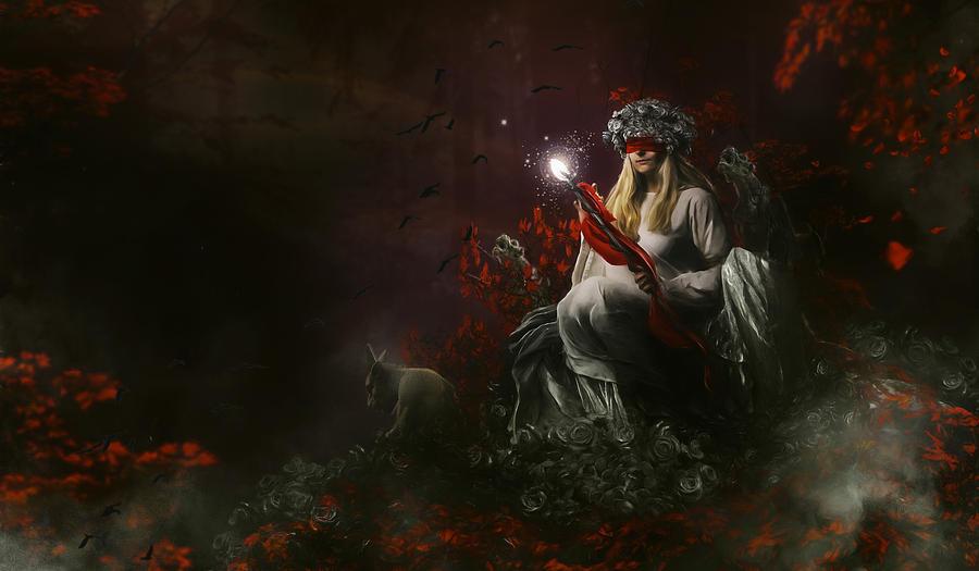 Stone Roses by Karen Koski