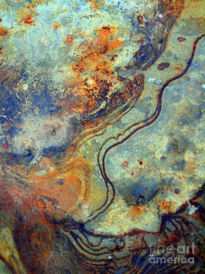 Nature Photograph - Stone Worlds by Tara Turner