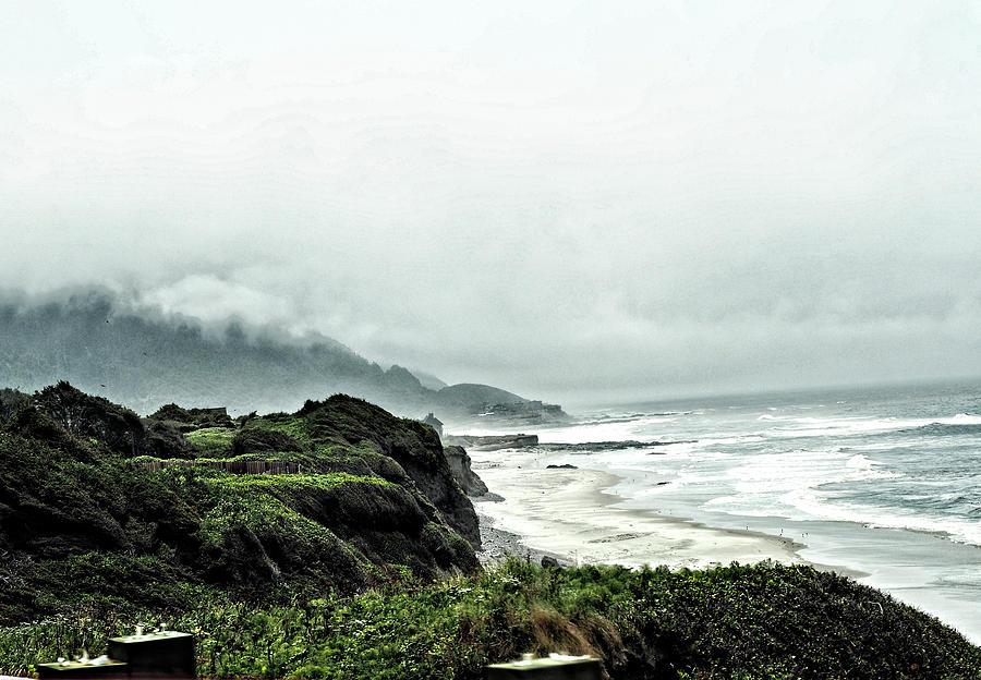 Stonefield Beach by Rebecca Dru