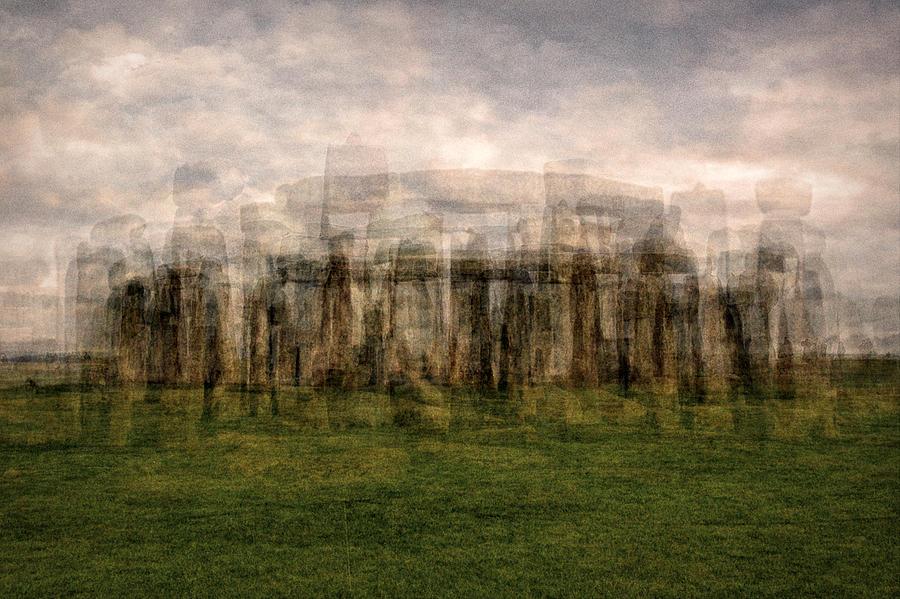 Stonehenge Photograph - Stonehenge by Denis Bouchard