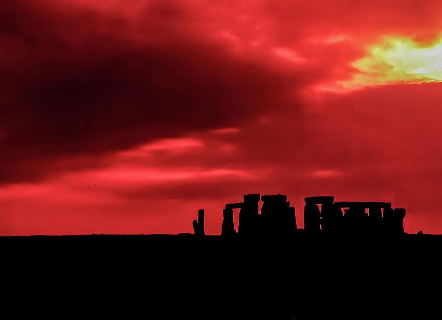 Stonehenge Photograph - Stonehenge II by Steve Harrington
