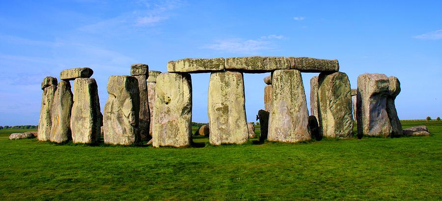 Stonehenge Photograph - Stonehenge No 2 by Kamil Swiatek