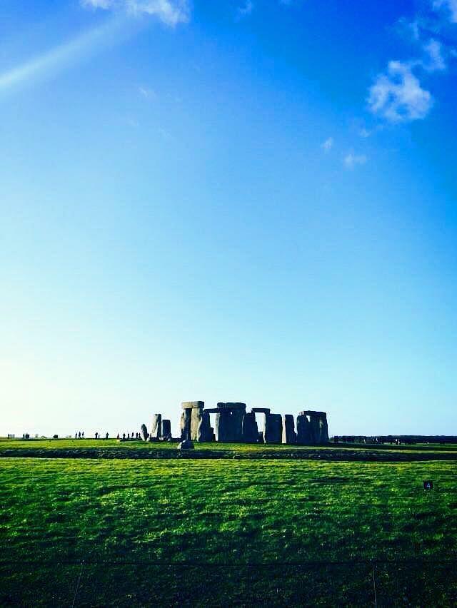 Stonehenge Photograph - Stonehenge by Rossana Azzoni
