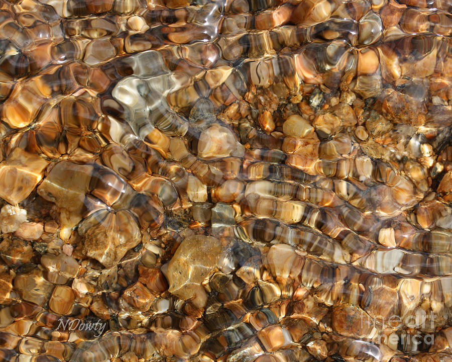 Stones through Ripples by Natalie Dowty