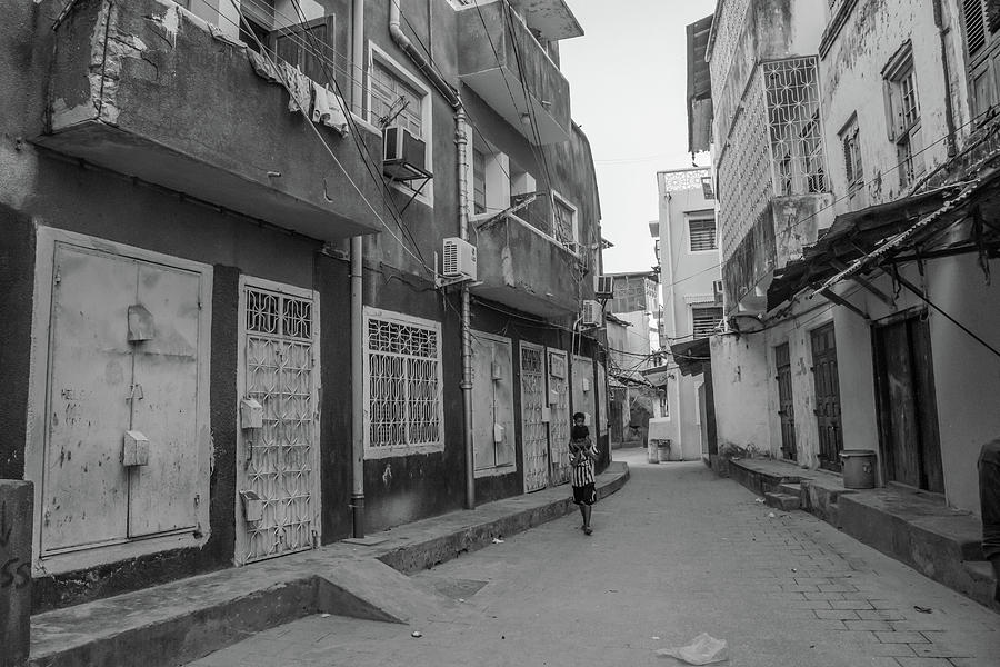 Stonetown Zanzibar by Gareth Pickering