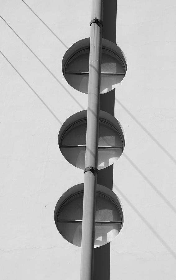 Architecture Photograph - Stop Yield And Go by Rob Hans