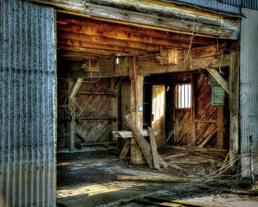 Storied Interior Photograph