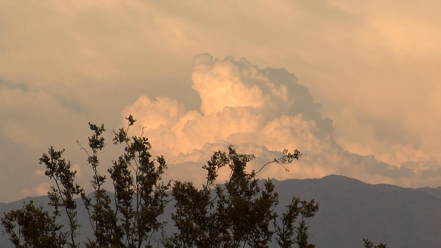 Clouds Photograph - Storm by Chris Tarpening