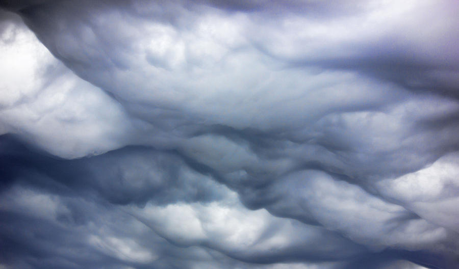 Storm Clouds by Angel Sharum