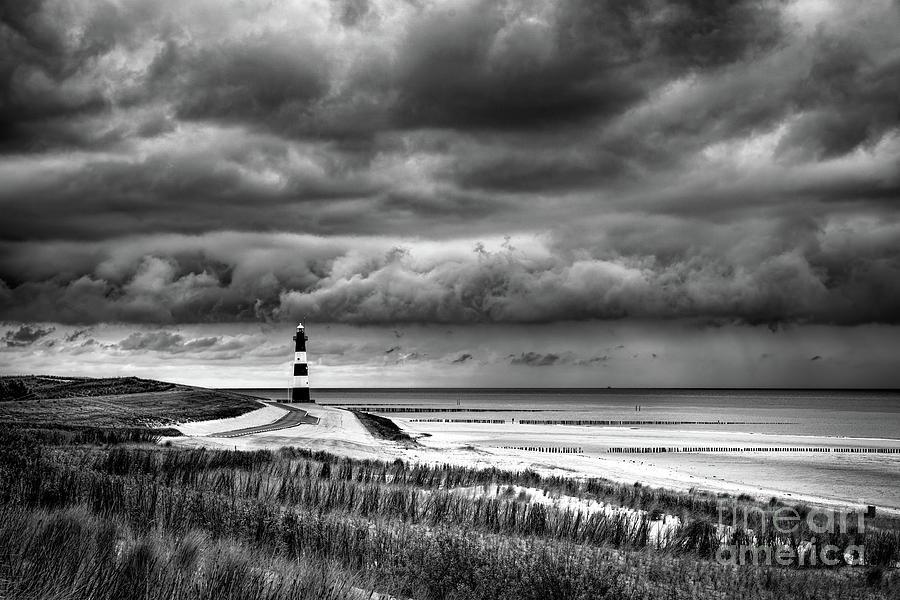 Storm Over Zeeland Photograph