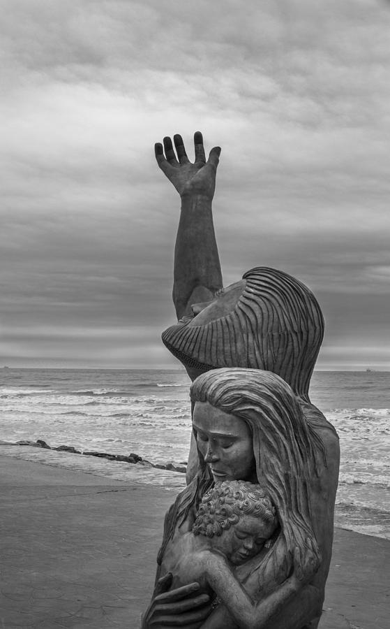 Storm Sculpture Photograph