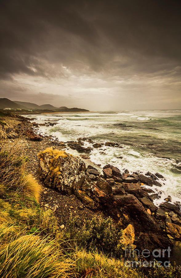 Overcast Photograph - Storm Season by Jorgo Photography - Wall Art Gallery