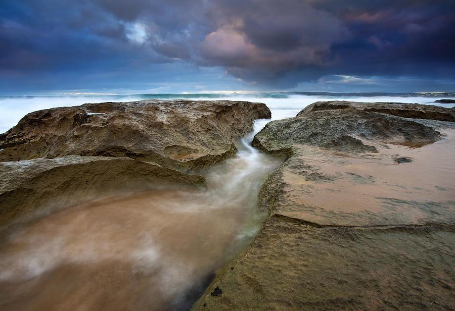 Storm Surge Photograph - Storm Surge by Mike  Dawson