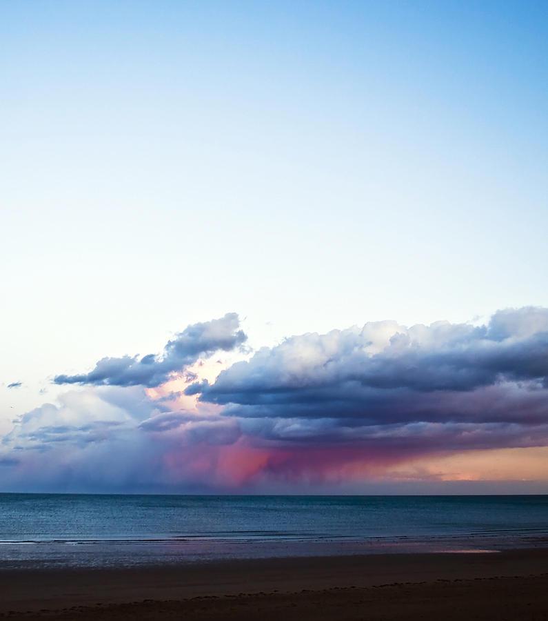 Beach Photograph - Storm by Svetlana Sewell