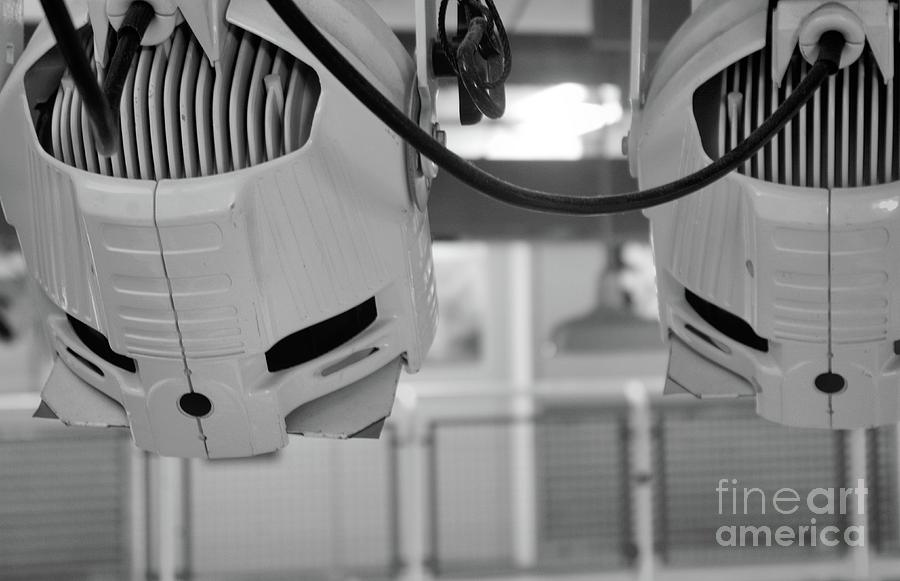 Storm Troopers Photograph