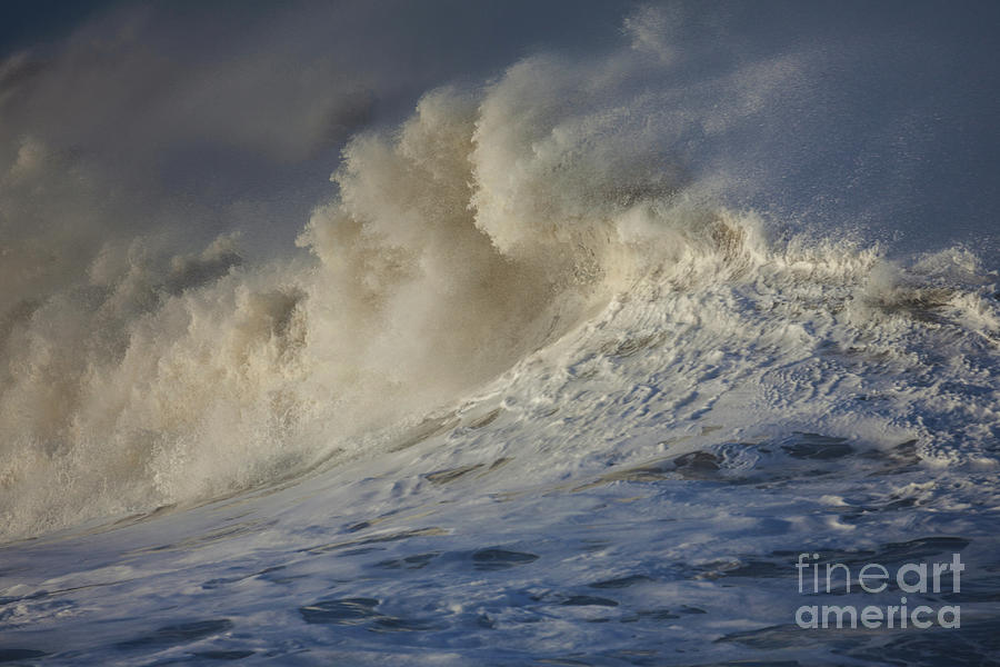 Storm Waves by Mark Alder