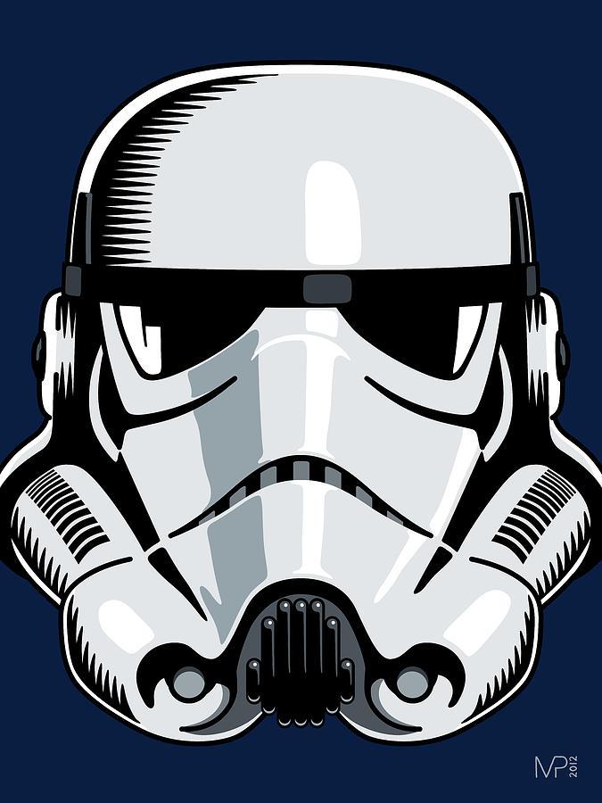 Stormtrooper digital art by ikonographi art and design - Star wars amino ...
