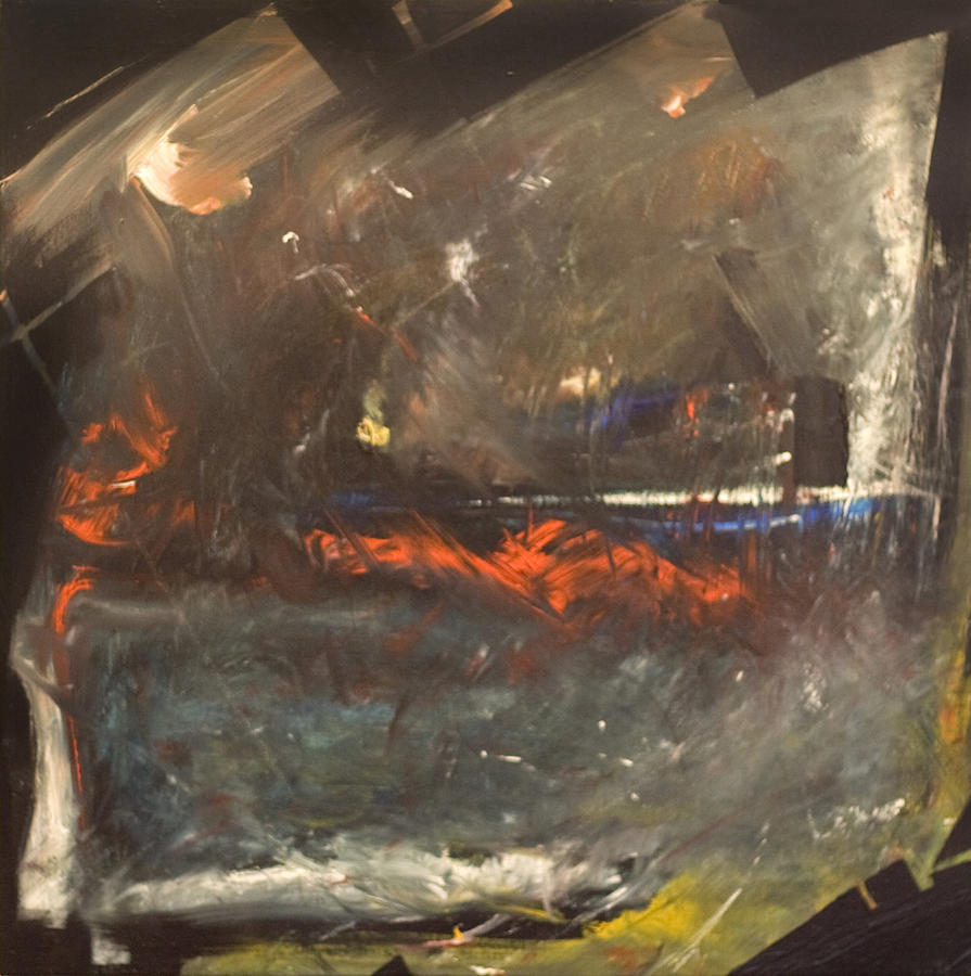 Storm Painting - Stormy Monday by Tim Nyberg