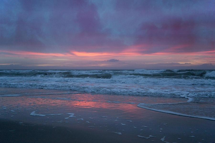 Romance Photograph - Stormy Morning Glory by Betsy Knapp