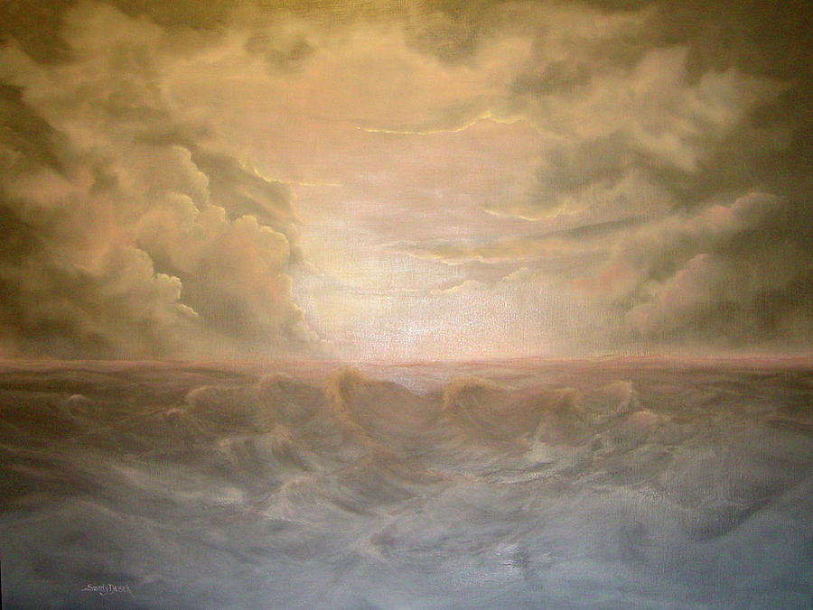 Stormy Night by Sandy Dusek