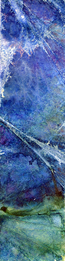Water Mixed Media - Stormy Sea 2 by Darren Leighton