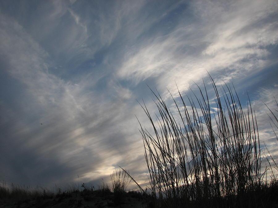 Stormy Skies by SJ Lindahl