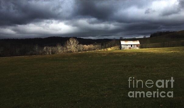 Stormy Skies by Waverley Manson