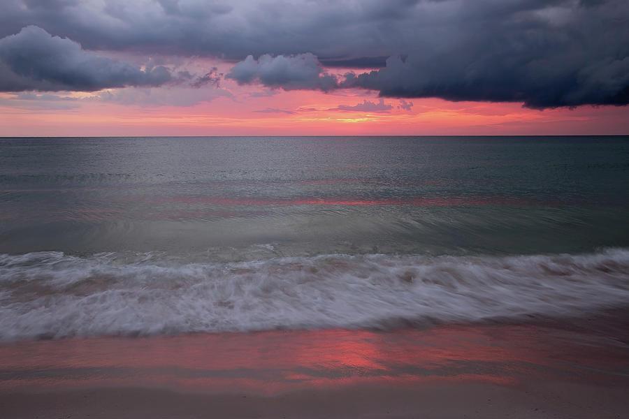 Stormy Sunset by Eilish Palmer