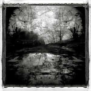 Holga Photograph - Story Of The Unknown by Lauren Kaplan