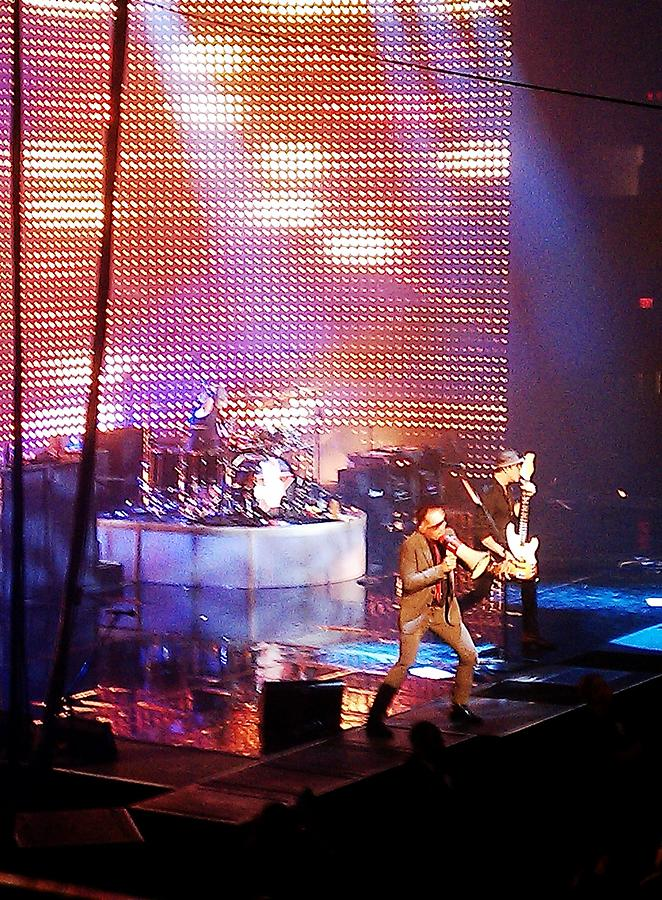 Bands Photograph - STP by Jessica Miller