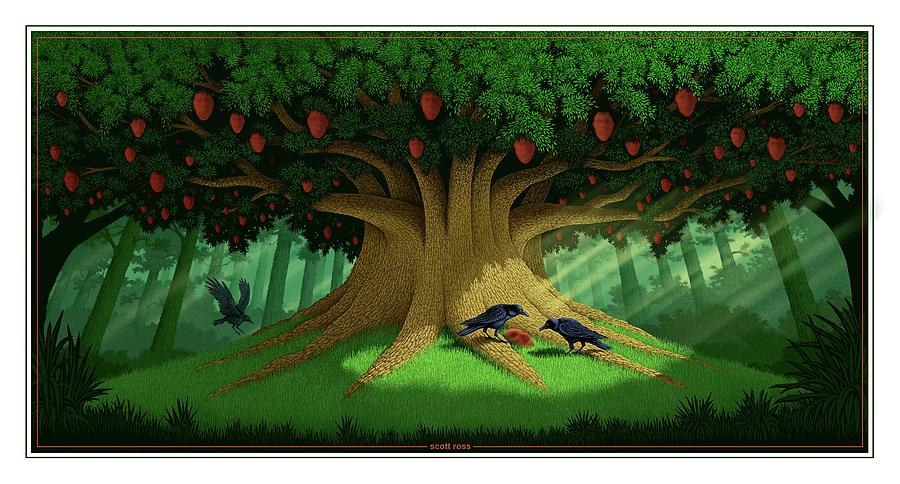 Strange Fruit by Scott Ross