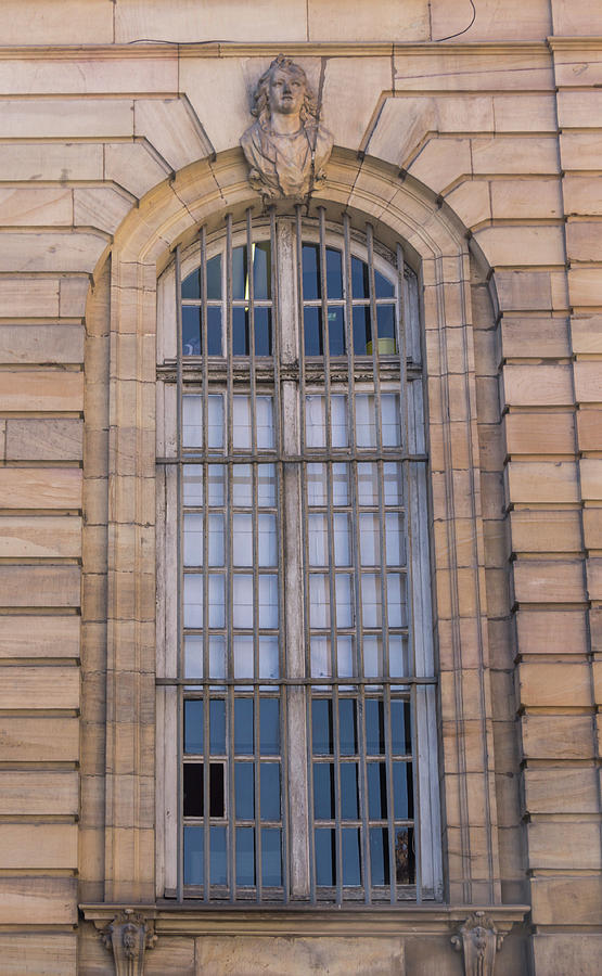 Alsace Photograph - Strasbourg Window 08 by Teresa Mucha