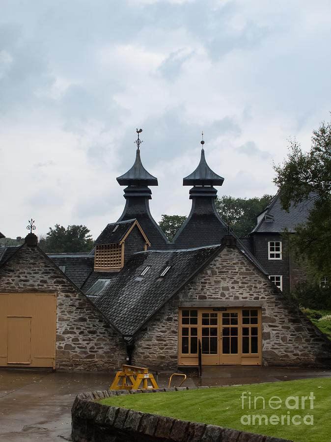 Scotland Photograph - Strathisla Whisky Distillery Scotland #4 by Jan Bickerton