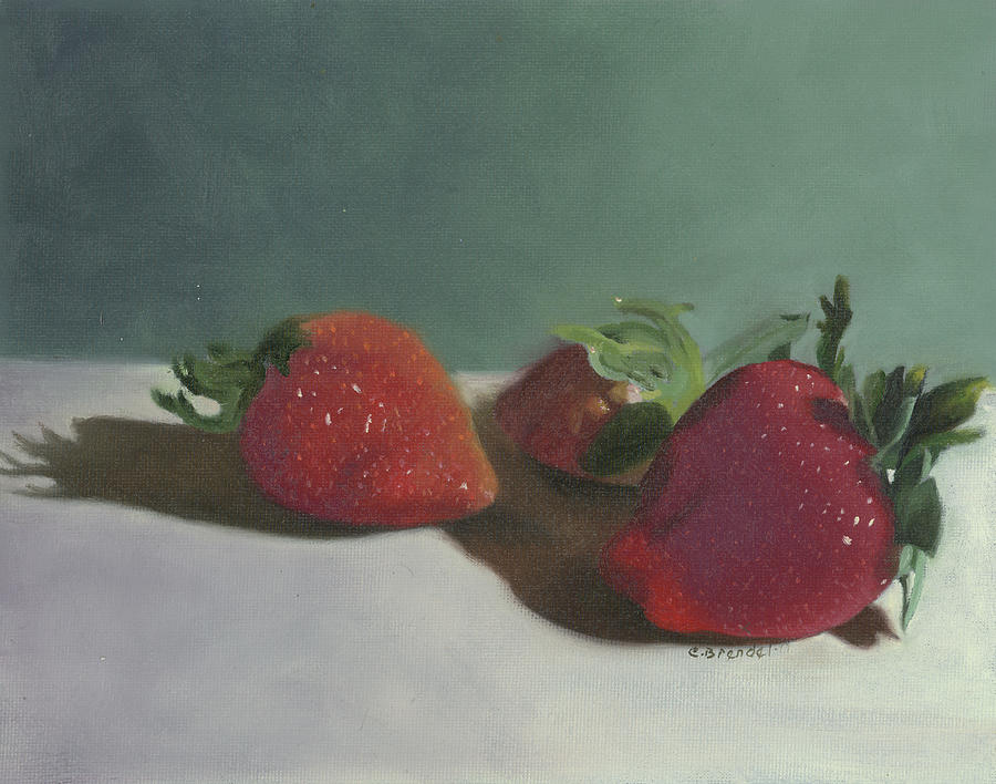 Strawberries by Cecilia Brendel
