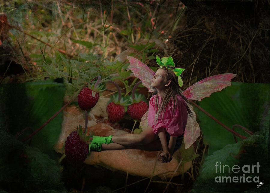 Strawberry Fairy Photograph