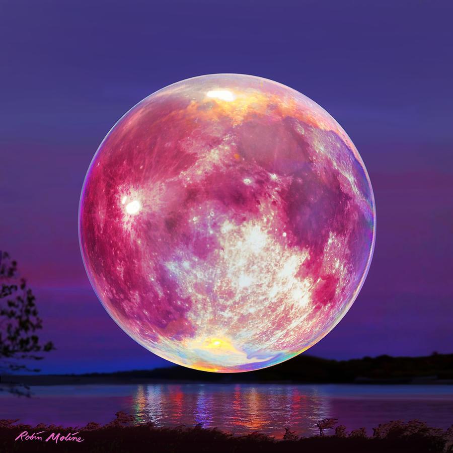 strawberry moon - photo #19
