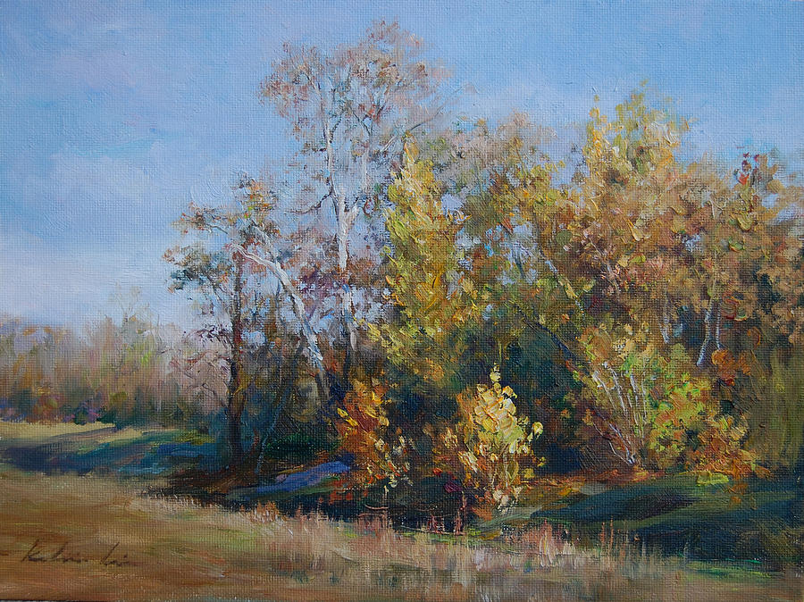Stream By Cisco Campus Painting by Kelvin  Lei