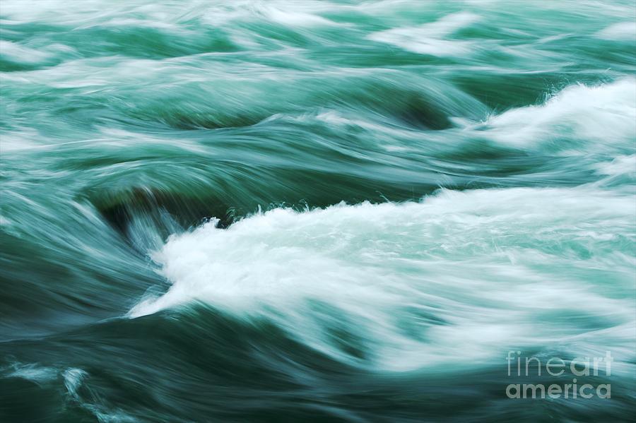 Scenic Photograph - Stream Ll by Hideaki Sakurai