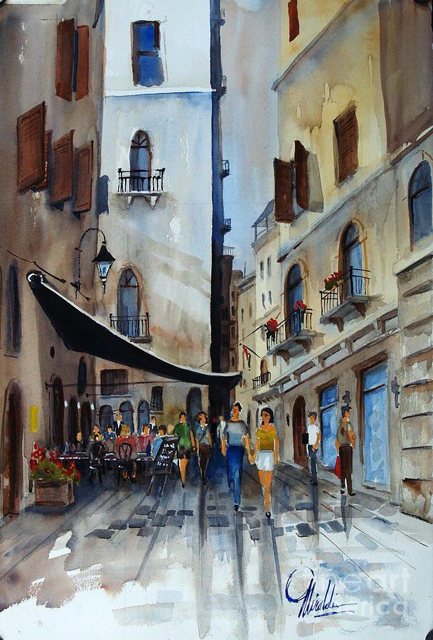 Taverna d' Strada by Gerald Miraldi