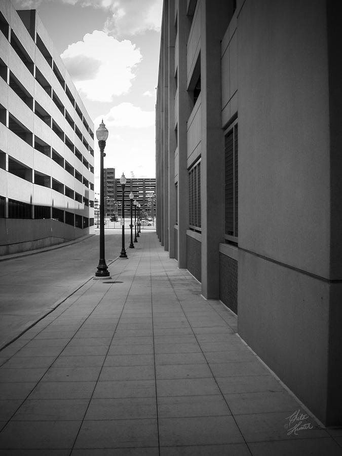 Street by Chita Hunter