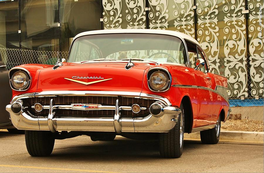 Cars Photograph - Street Classic by Al Fritz