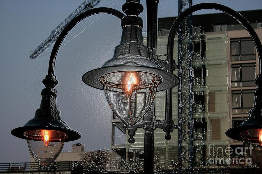 Street Lamp Photograph - Street Lamp by Yavor Kanchev