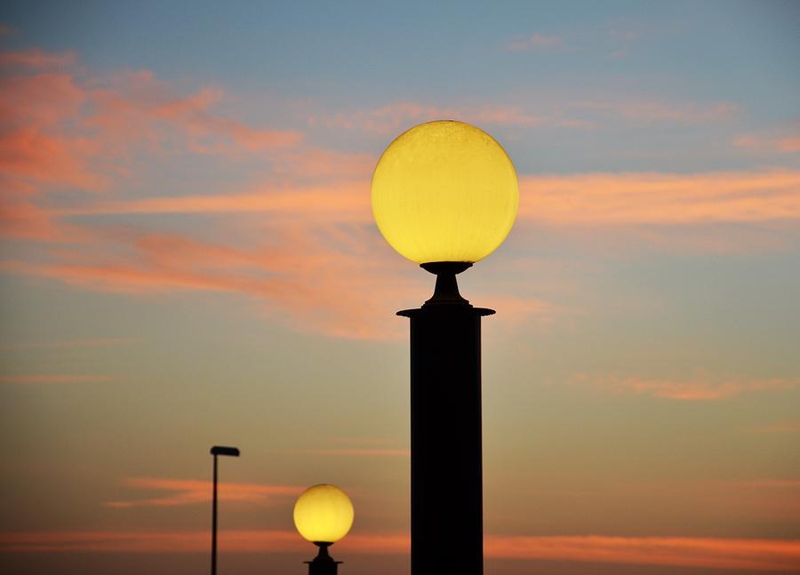 Street Light Photograph - Street Light by Hassan Bilal