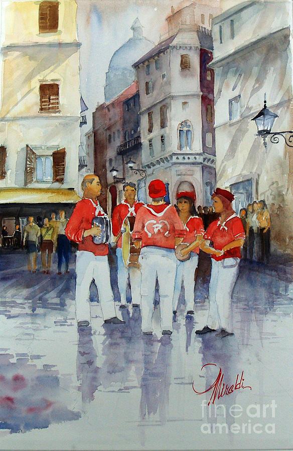 Musicisti di Strada Italiano by Gerald Miraldi