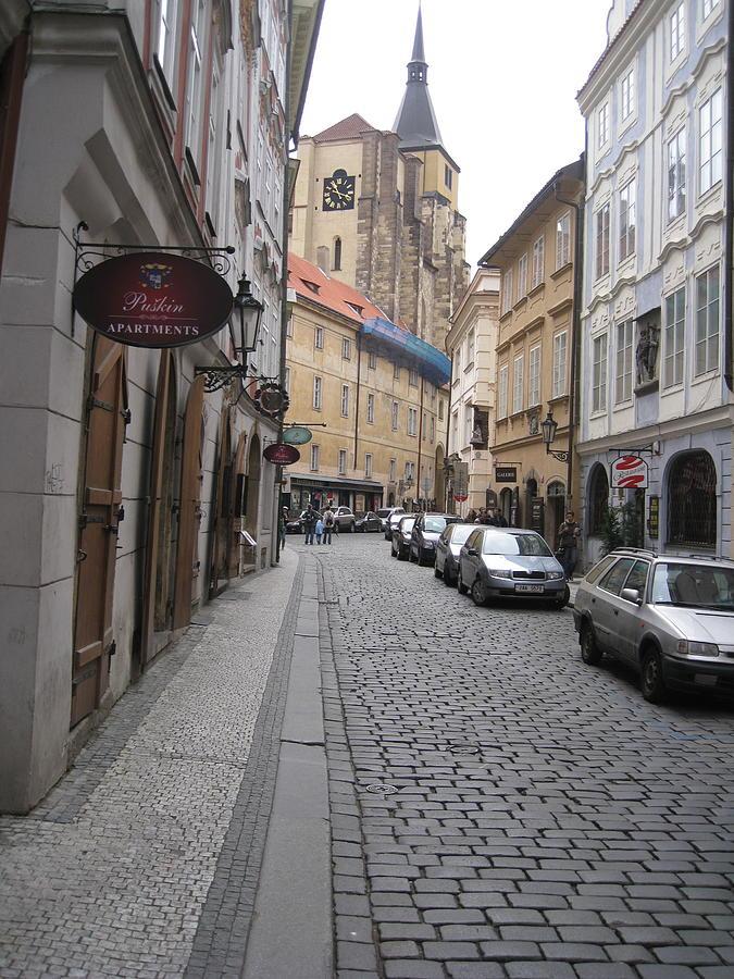 Street  Praha Photograph by Yury Bashkin