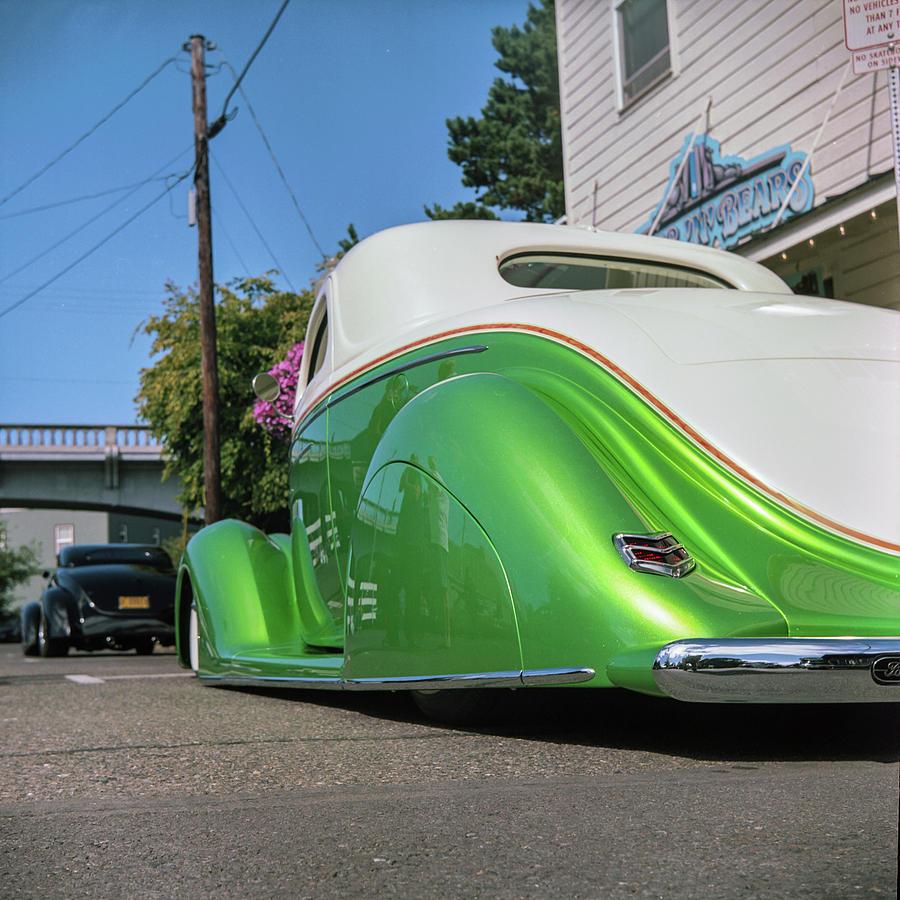 Street View III  by HW Kateley