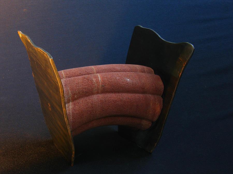 Strength - Body Series Sculpture by Todd Malenke